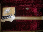 fender custom shop 57 stroatcaster nos neck