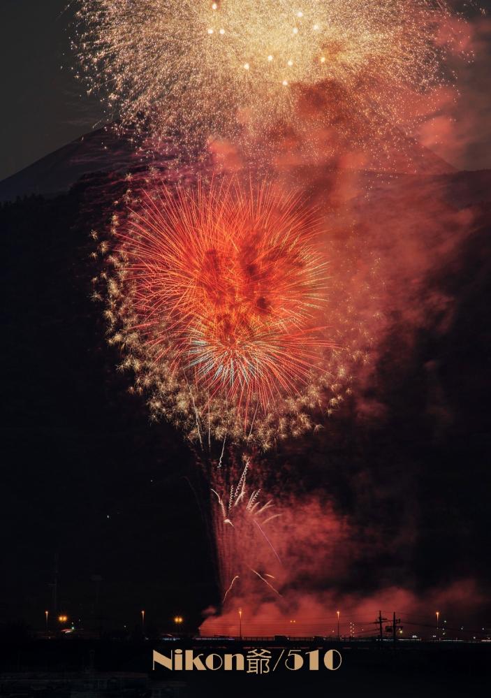 2016 08 07 富士花火A