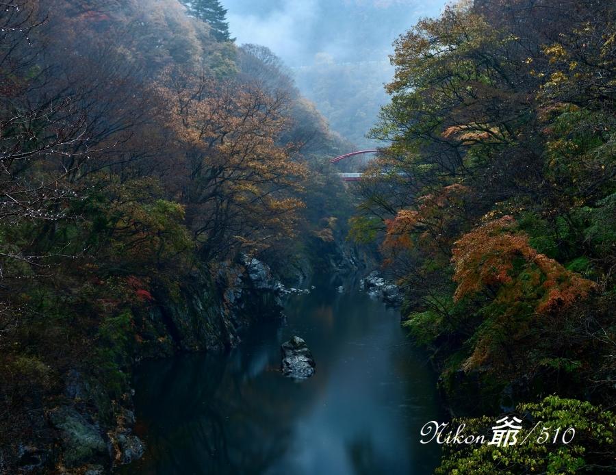 渡良瀬渓谷 snf