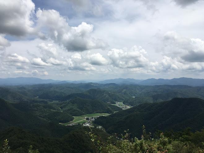 八ヶ尾山/風景