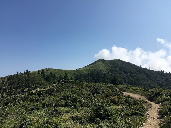 武奈ヶ岳/西南稜
