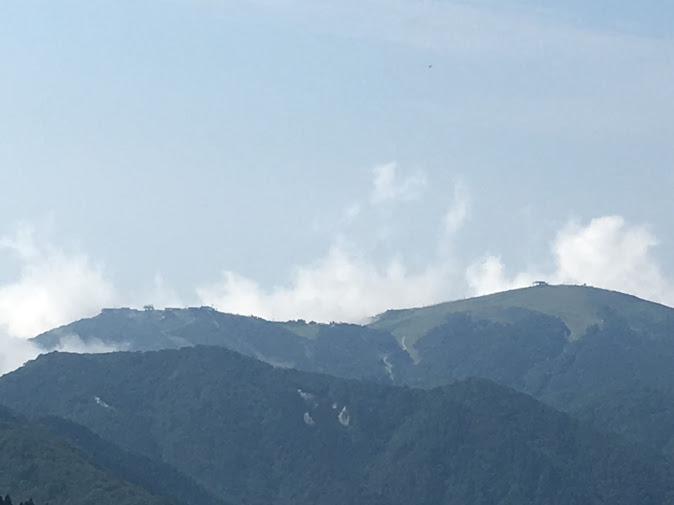 武奈ヶ岳/蓬莱山