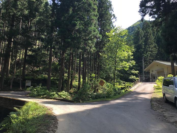 長老ヶ岳/A地点