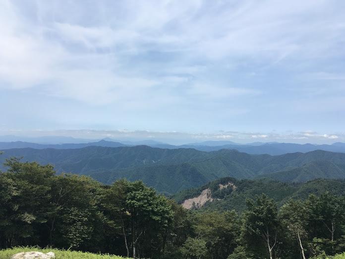 長老ヶ岳/日本海