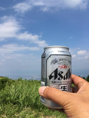 大和葛城山/ビール
