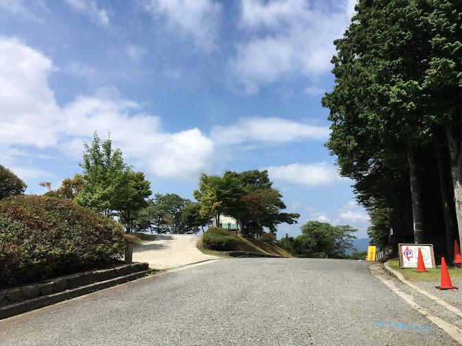 三嶽/駐車場入口