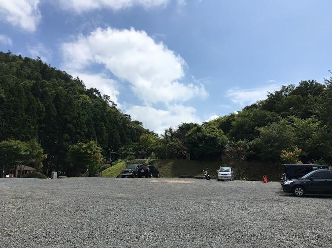 三嶽/駐車場