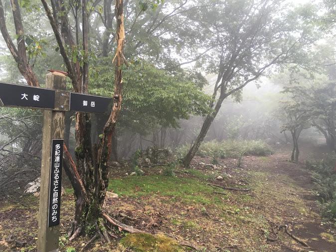 三嶽/山道