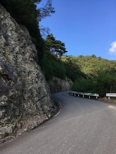 千ヶ峰/道路