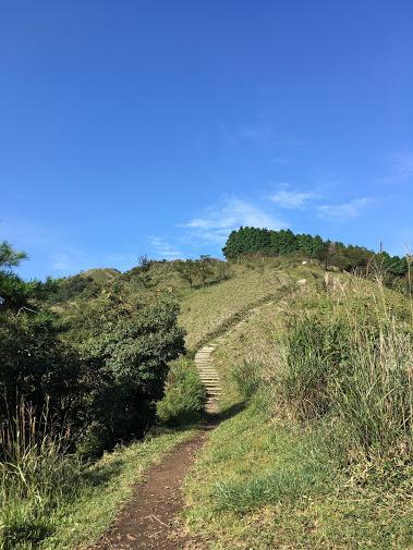 千ヶ峰/登山道