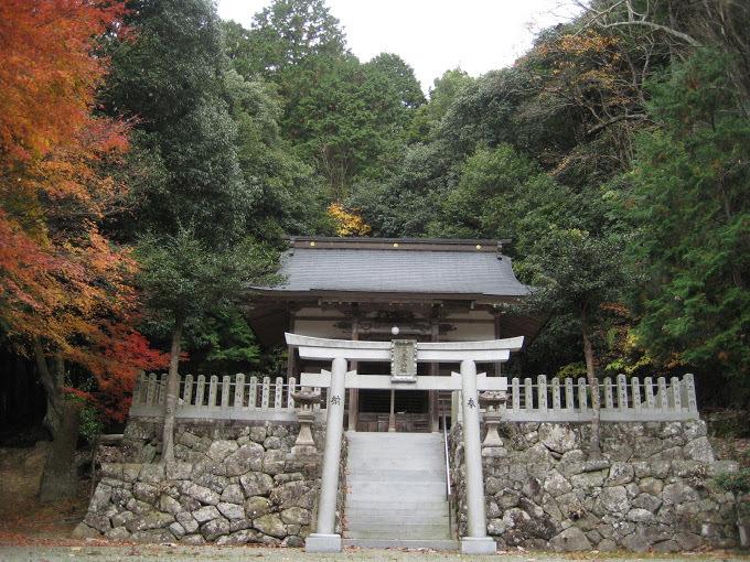 羽束山/八王子神社