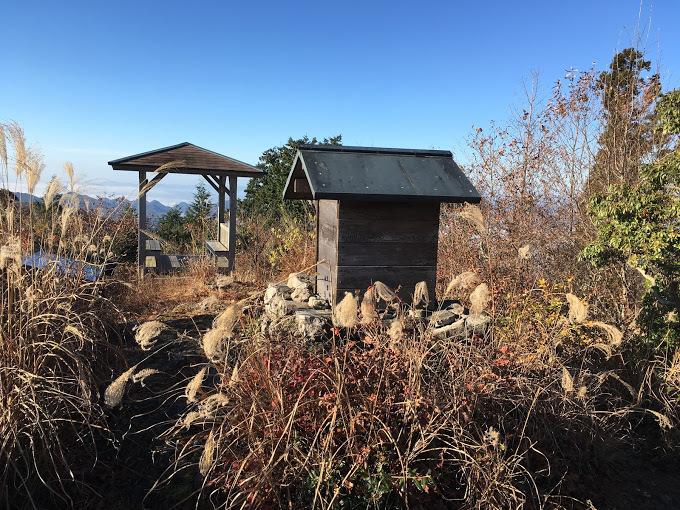 西光寺山/山頂の様子2