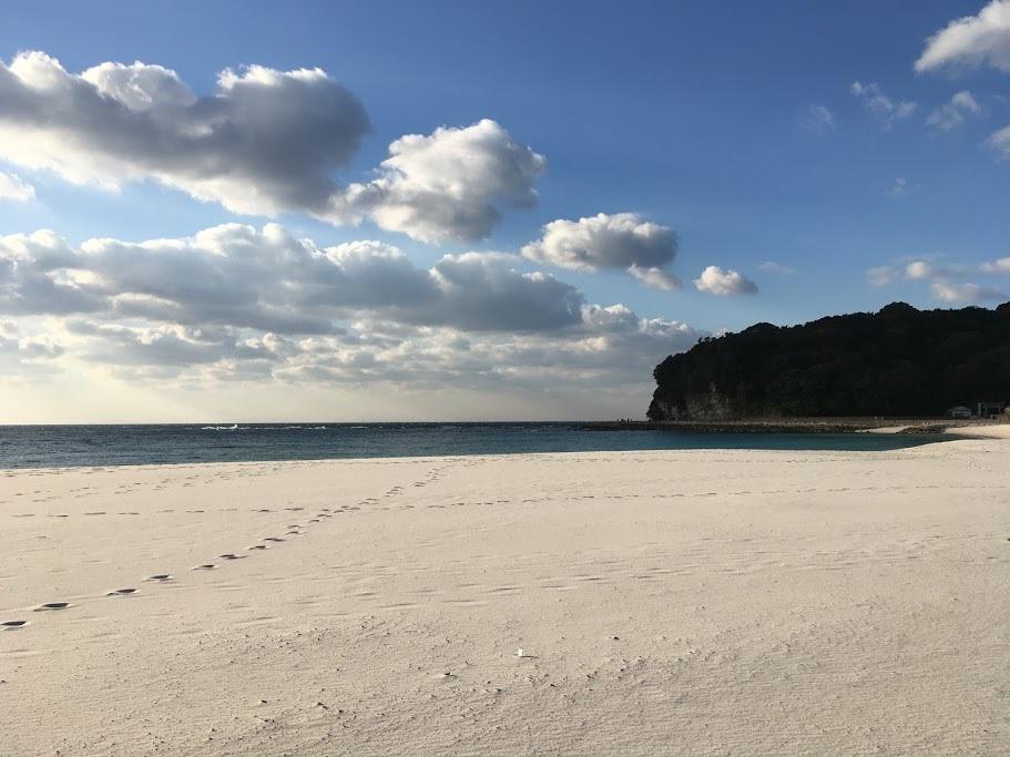 白浜/白良浜