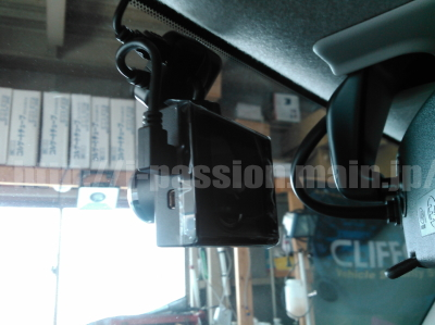 ヘッドライトのHID化、フォグランプ追加、ドライブレコーダー、ミラー格納他