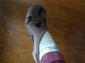 靴下っぽい履物