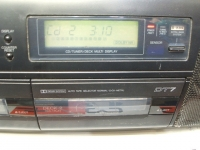 Panasonic RX-DT7重箱石039