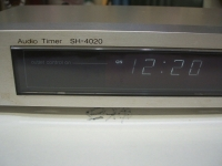 Technics Audio timer SH-4020重箱石09