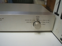 Technics Audio timer SH-4020重箱石07