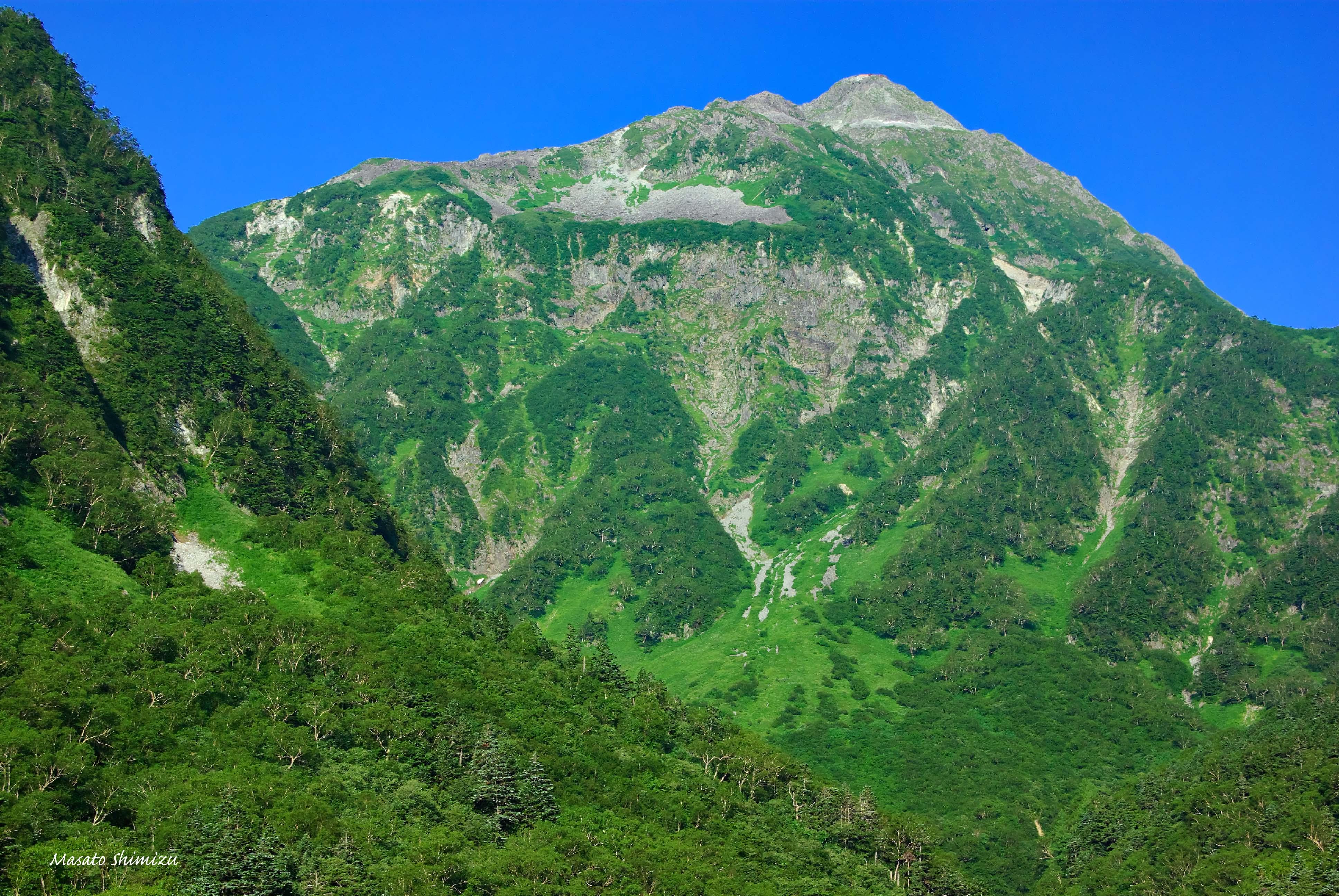 穂高の山門