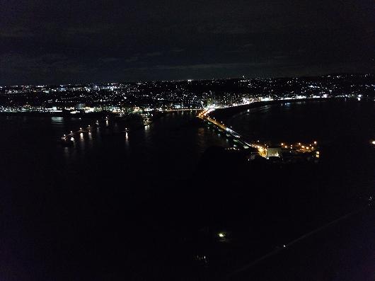 江の島の夜05-20161009