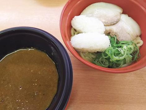鯖系カレーつけ麺