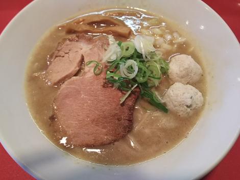 濃厚鶏白湯