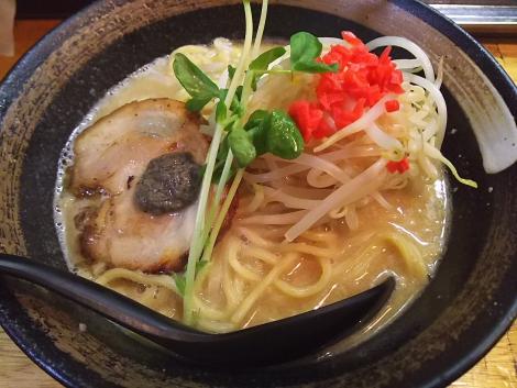 カニ味噌山賊麺
