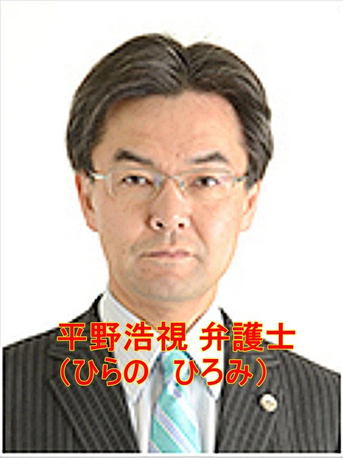 平野浩視弁護士
