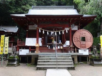 聖神社本殿