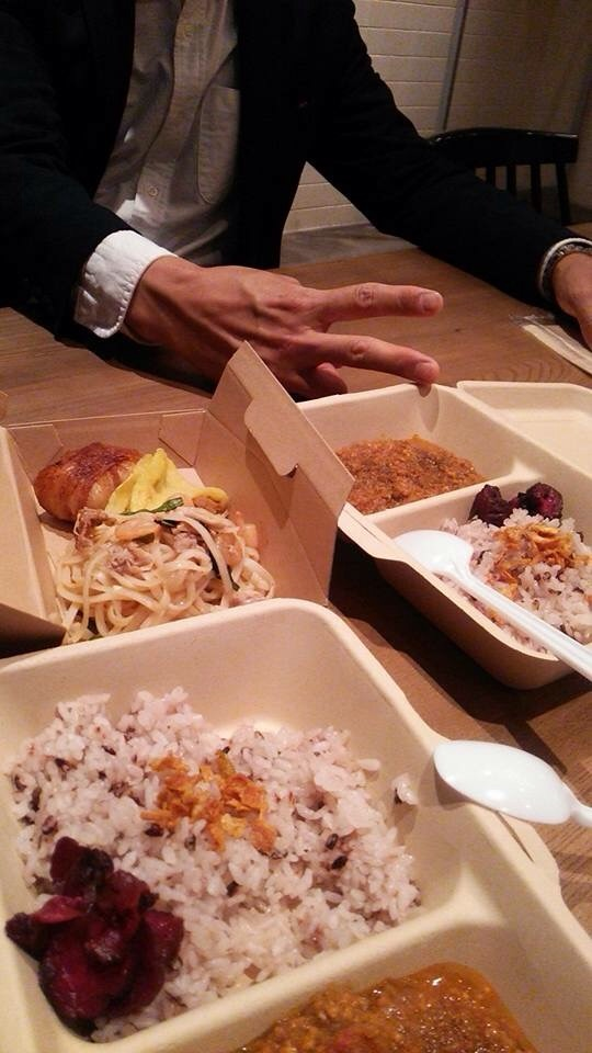 160528 食べますNokishita711&Junayna