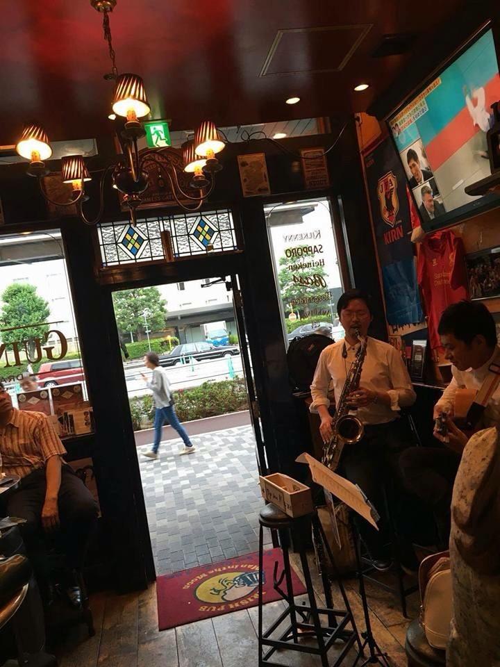 "160529 ""対話TAIWA""@Man in the Moon 京都駅店"