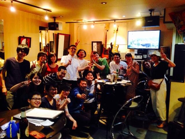 160807 Sako's Jam 2周年Party!