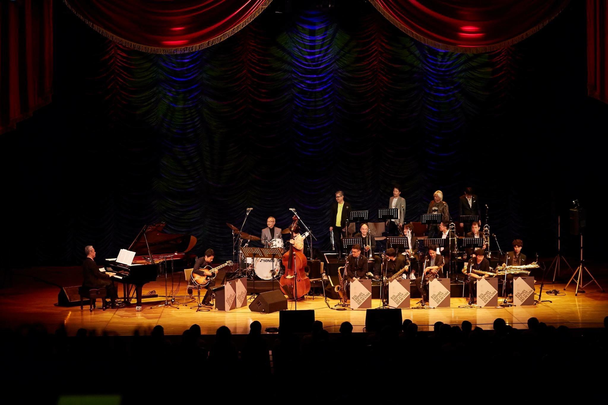 161009 お茶の水JAZZ祭B.S.S.O. Special Big Band