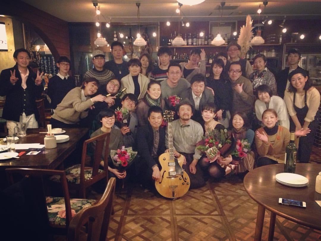 161211 akiko Christmas Live@ナスシオバルウニコ