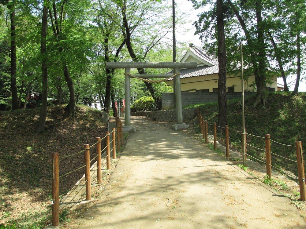 滝の城 002