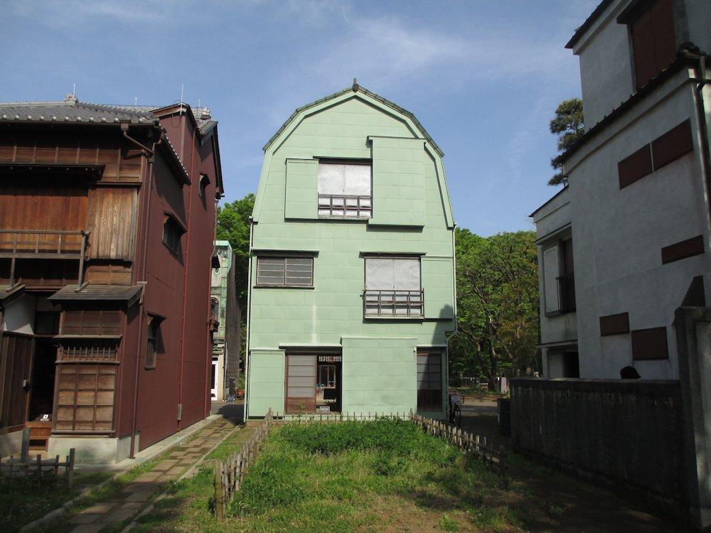 江戸東京たてもの園 019-01