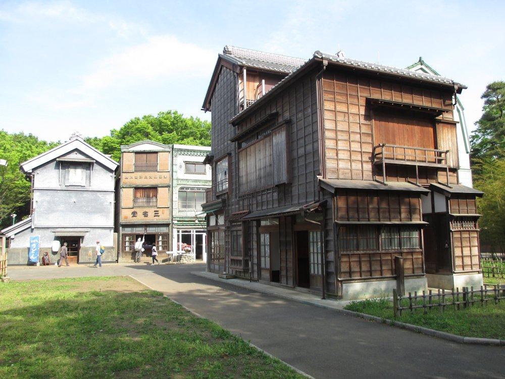 江戸東京たてもの園 019-03