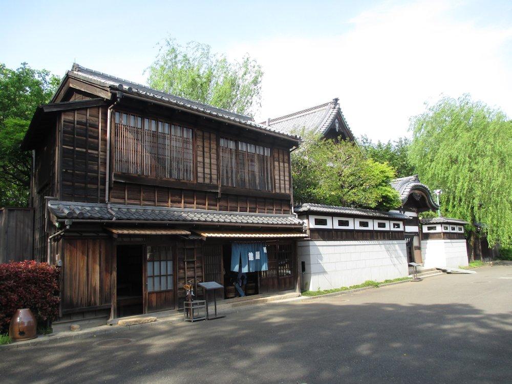 江戸東京たてもの園 022-01
