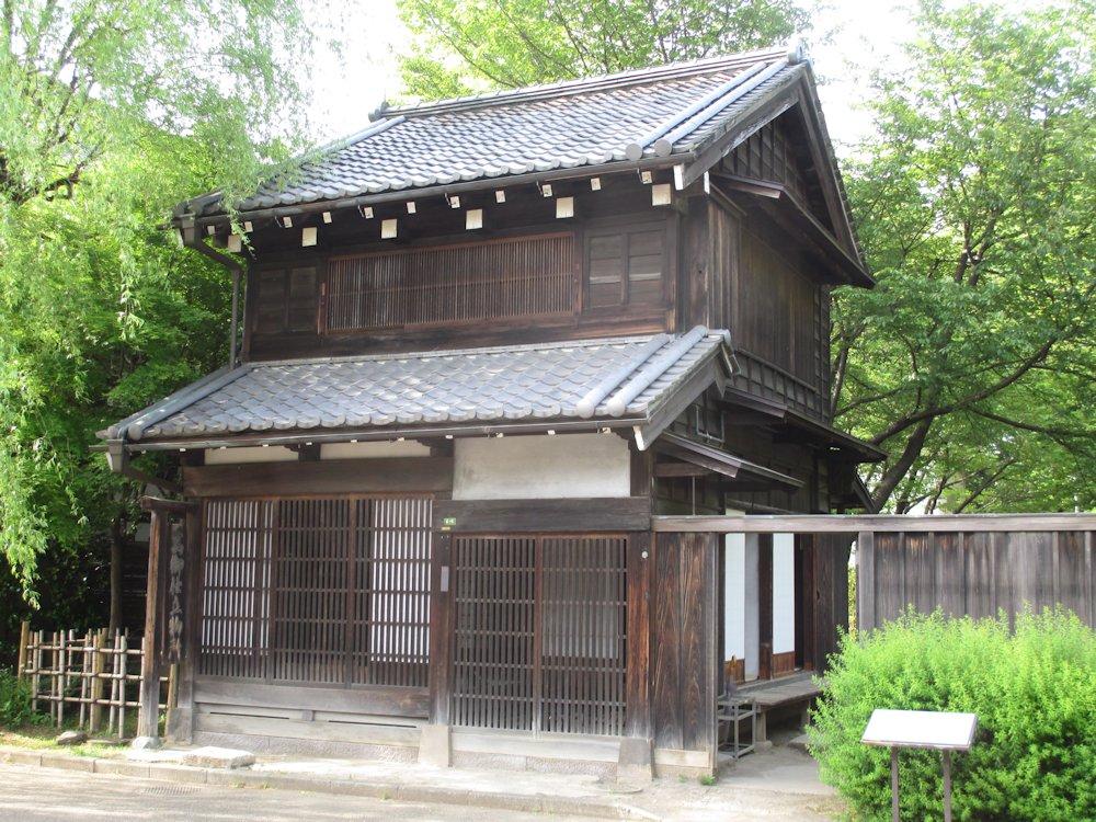 江戸東京たてもの園 022-04
