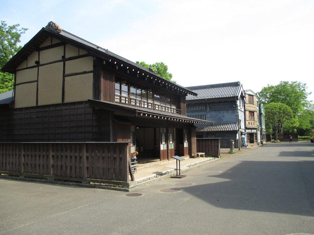 江戸東京たてもの園 023-01