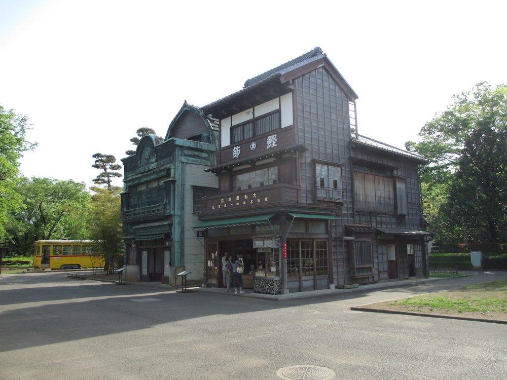 江戸東京たてもの園 025-05