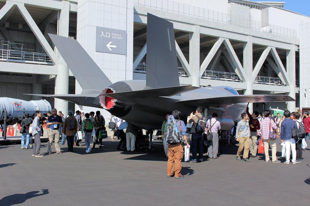 入間基地・2016国際航空宇宙展 092