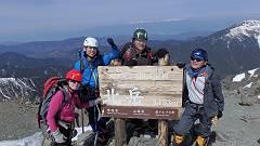 16_北岳登頂!-s
