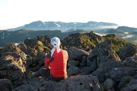 07トムラウシ山頂にて