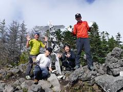 10西岳4峰目