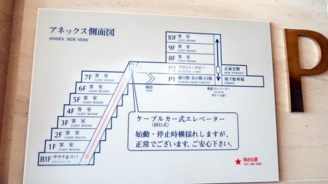 斜行式エレベーター説明図