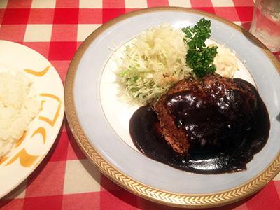 ヨシカミの日替わり定食