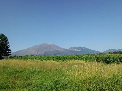 H28.7.31浅間山