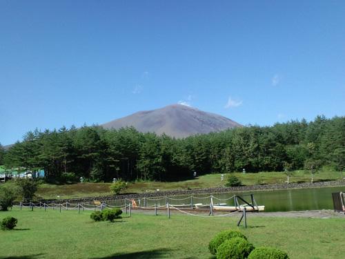 H28.8.31浅間山