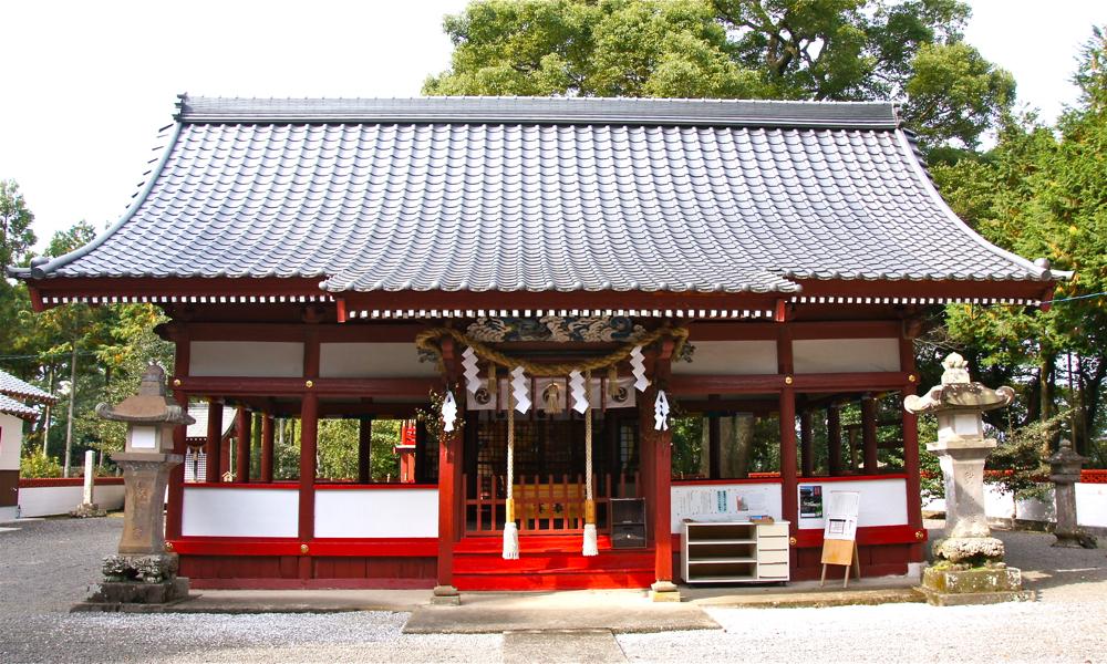 行幸会にまつわる神社2
